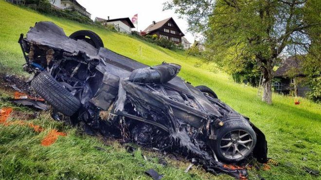 Schwerer Unfall am Hemberg